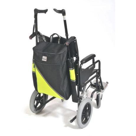 Hi Viz Crutch Bag