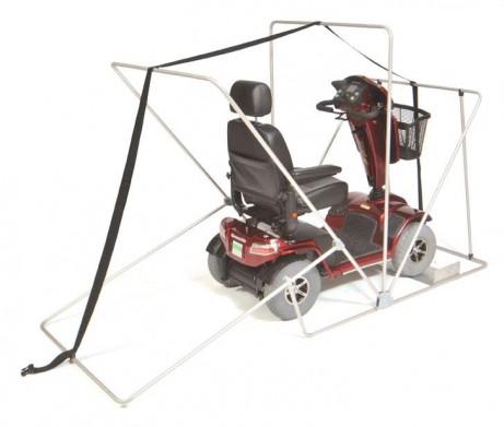 Scooter Shelter Frame
