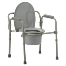 Commodes & Portable Toilets