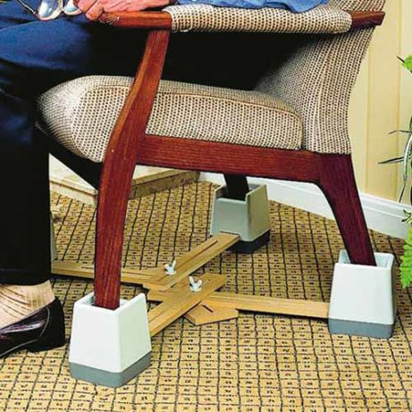 Langham Adjustable Chair Raiser