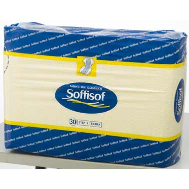 Soffisof Shaped Pads - Extra