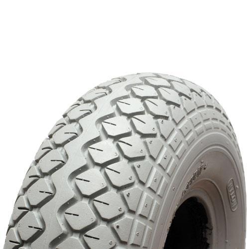 Grey Block Tyre 330 x 100mm