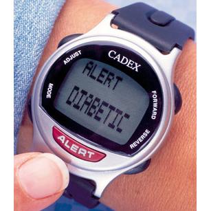 Medication Reminder & Medical Alert Watch