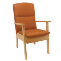 Newport Commode Chair