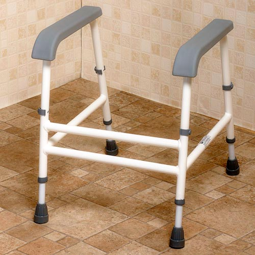 Toilet & Bathroom Aids For Disabled & Elderly Wigan