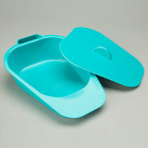 Adult Slipper Pan with Lid