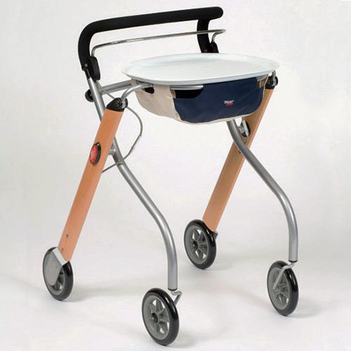Let's Go Indoor Rollator & Trolley