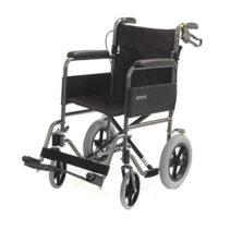 Roma Lightweight Attendant Propelled Wheelchair