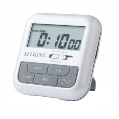 Talking Timer & Clock