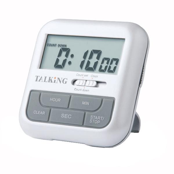 Talking Timer & Clock