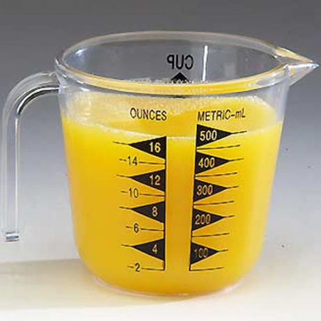 Big Number Measuring Jug