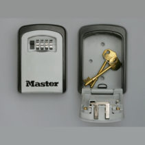 Masterlock Combination Key Safe