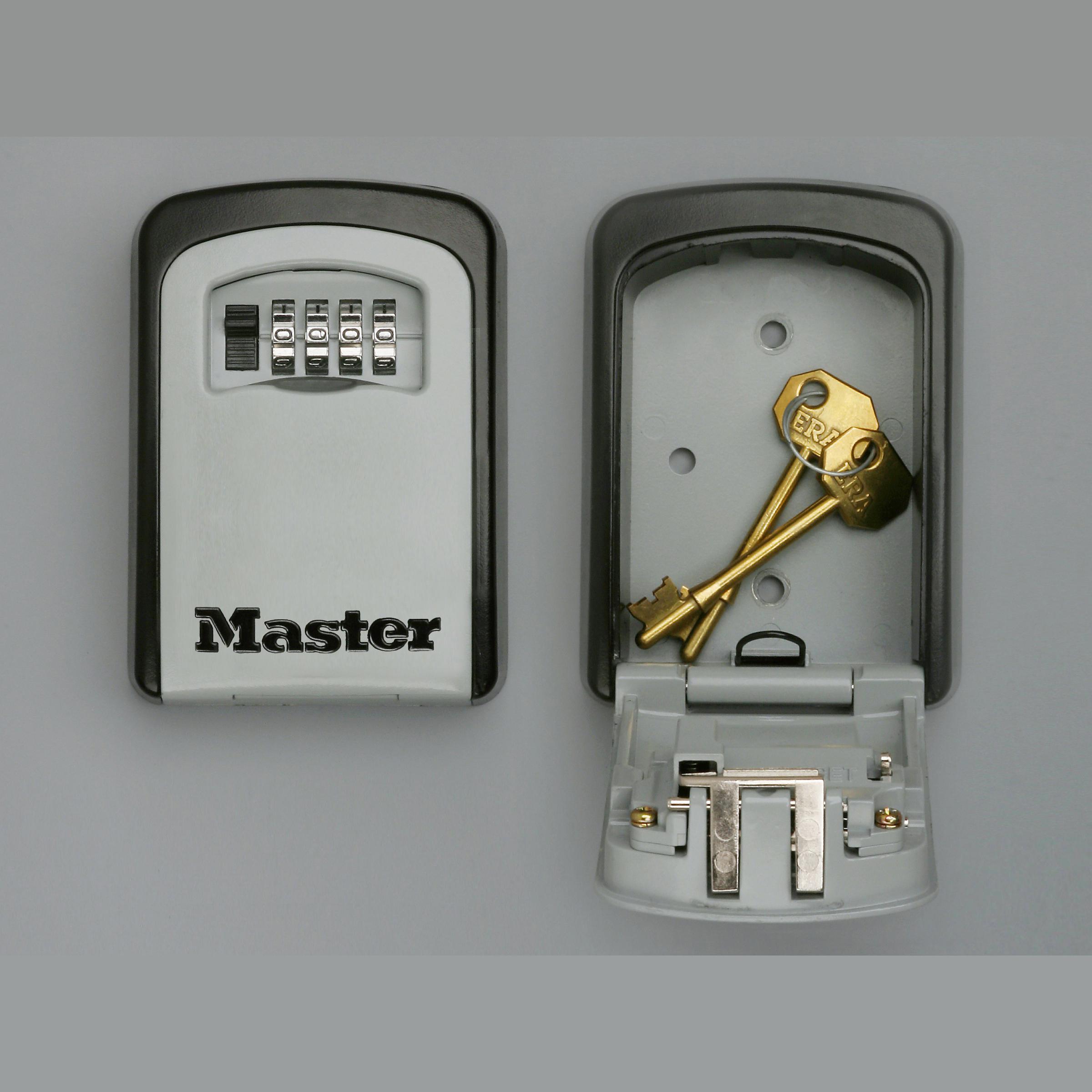 Masterlock Combination Key Safe