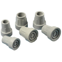 Rubber Ferrules Grey