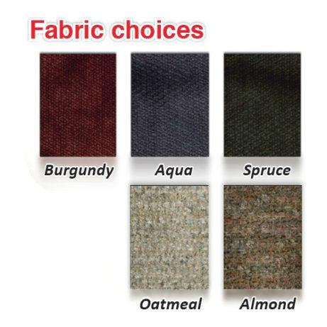 660 Fabric Choices
