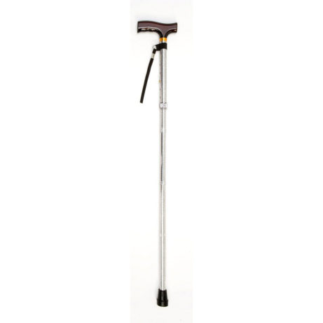 Aluminium Folding Coloured Walking Sticks