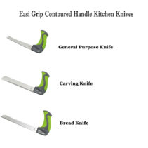 Easi Grip Knife Set
