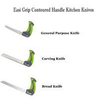 Easi Grip Knife Set