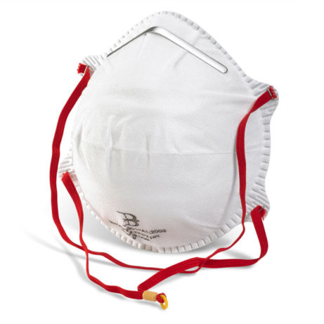 Moulded Particulate Respirator
