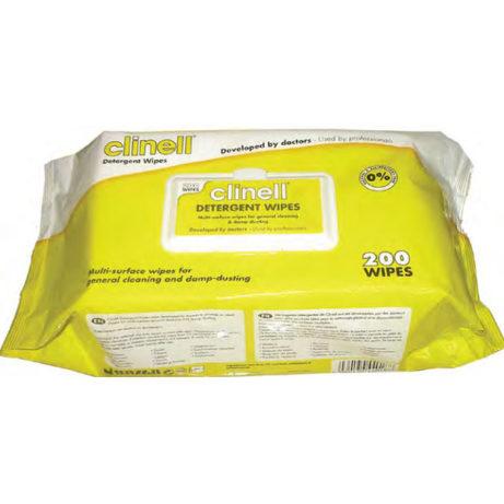 Detergent Wipes 200 Pack